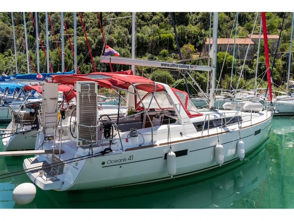 Bootsverleih Bénéteau Oceanis 41 Pomer Samboat