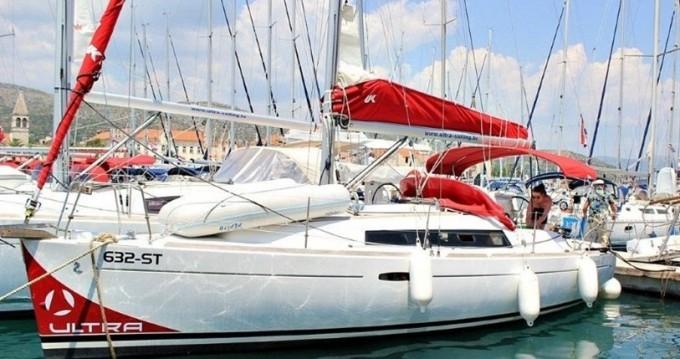 Bootsverleih Bénéteau Oceanis 31 Pomer Samboat