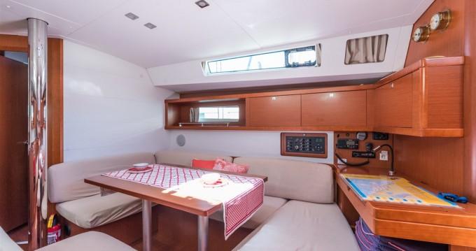 Segelboot mieten in Dubrovnik - Bénéteau Oceanis 45