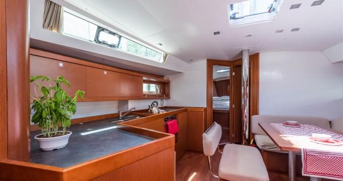 Bootsverleih Bénéteau Oceanis 45 Dubrovnik Samboat