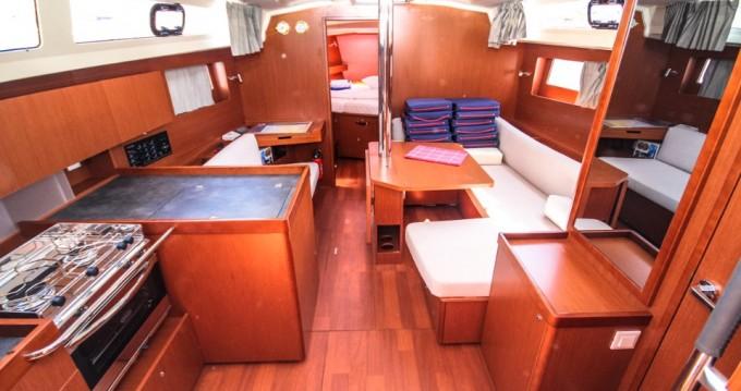 Bootsverleih Bénéteau Oceanis 41.1 Pomer Samboat