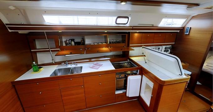Segelboot mieten in Kaštel Gomilica - Dufour Dufour 445 Grand Large