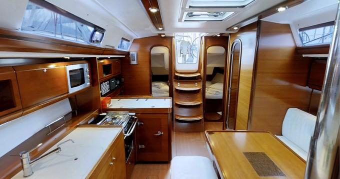 Bootsverleih Rogoznica günstig Dufour 405 Grand Large