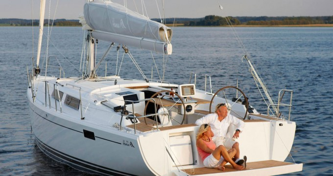 Yacht-Charter in Athen - Hanse Hanse 385 auf SamBoat