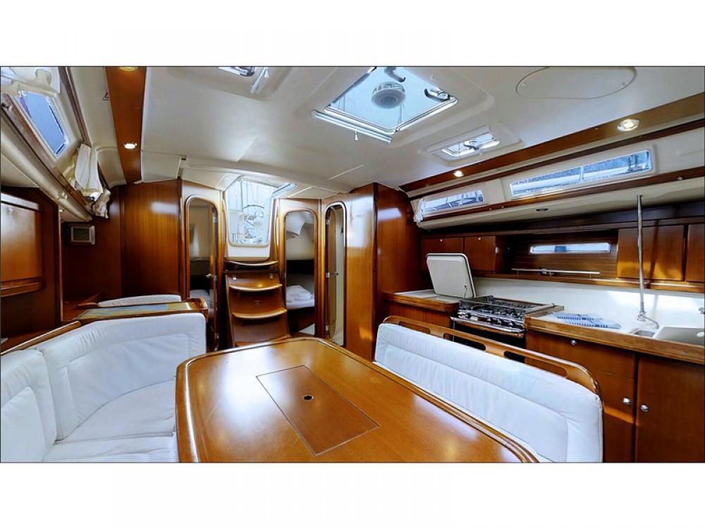 Bootsverleih Rogoznica günstig Dufour 425 Grand Large