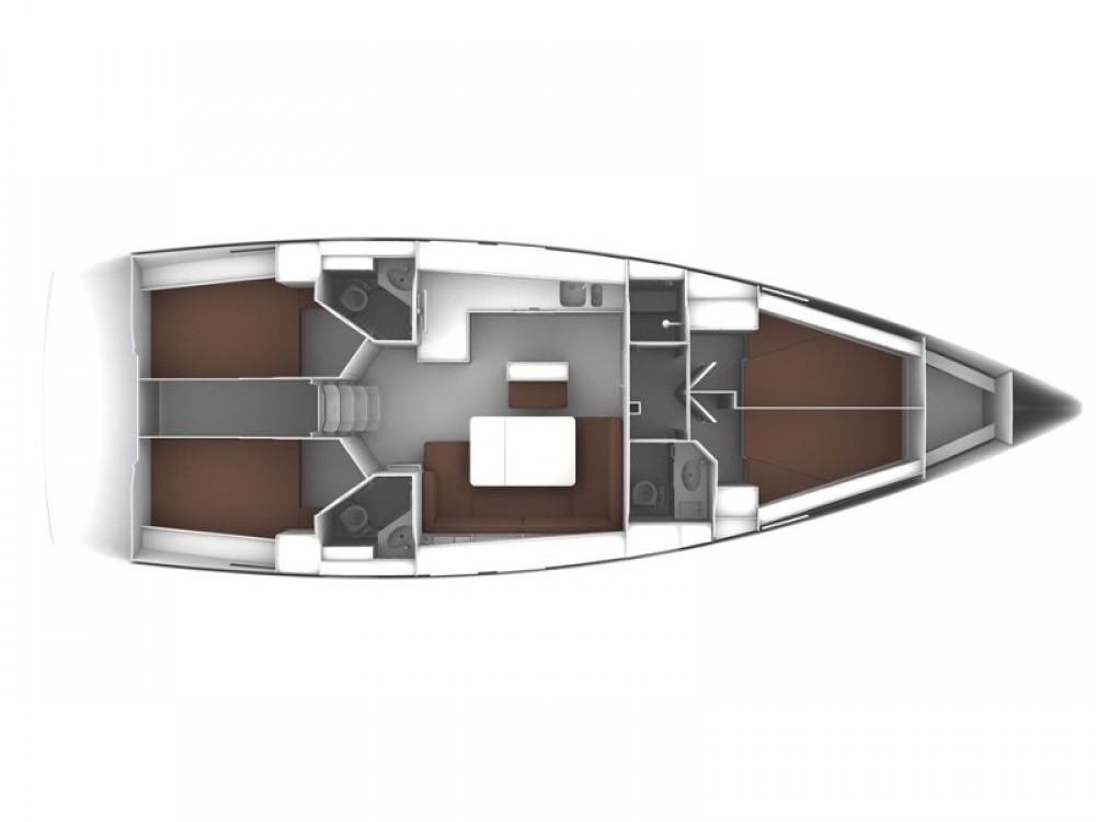 Yacht-Charter in Kos - Bavaria Bavaria Cruiser 46 auf SamBoat
