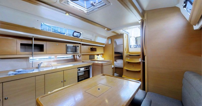 Segelboot mieten in Rogoznica - Dufour Dufour 380 Grand Large
