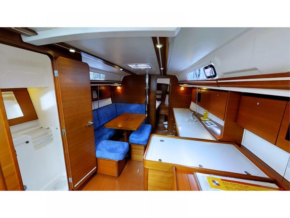 Segelboot mieten in Kaštel Gomilica - Dufour Dufour 375 Grand Large