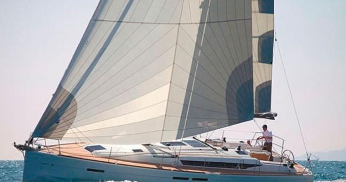 Segelboot mit oder ohne Skipper Jeanneau mieten in Lefkada