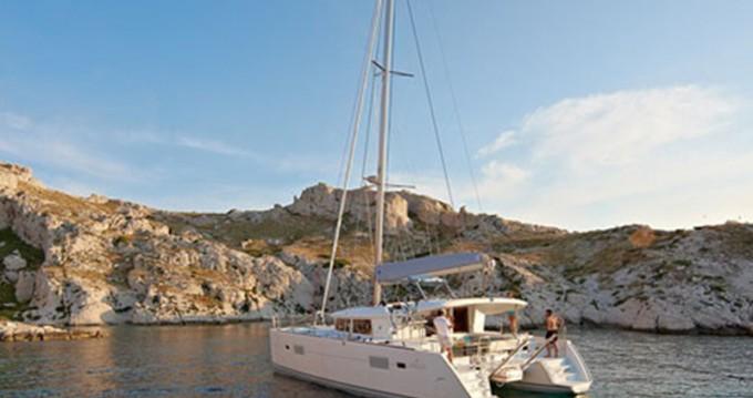 Yacht-Charter in Athen - Lagoon Lagoon 400 S2 auf SamBoat