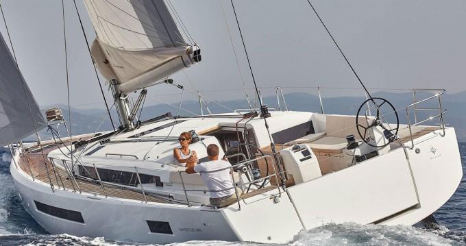 Segelboot mit oder ohne Skipper Jeanneau mieten in Rhodes