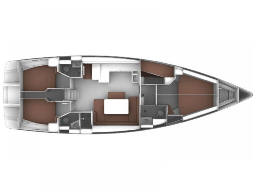 Yacht-Charter in Lefkada - Bavaria Bavaria Cruiser 51 auf SamBoat