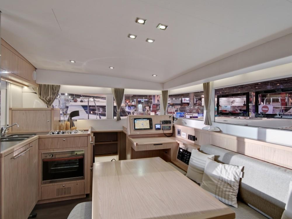 Yacht-Charter in Marina Gouvia - Lagoon Lagoon 39 auf SamBoat