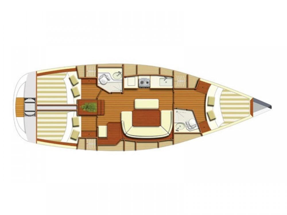 Segelboot mit oder ohne Skipper Dufour mieten in Marina Alimos