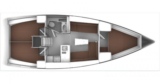 Bootsverleih Athen günstig Cruiser 37