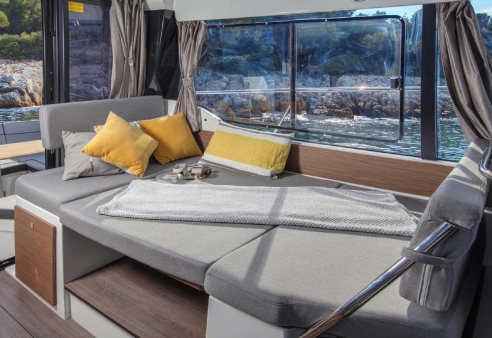Yacht-Charter in ACI Marina Split - Jeanneau Jeanneau Merry Fisher 1095 auf SamBoat