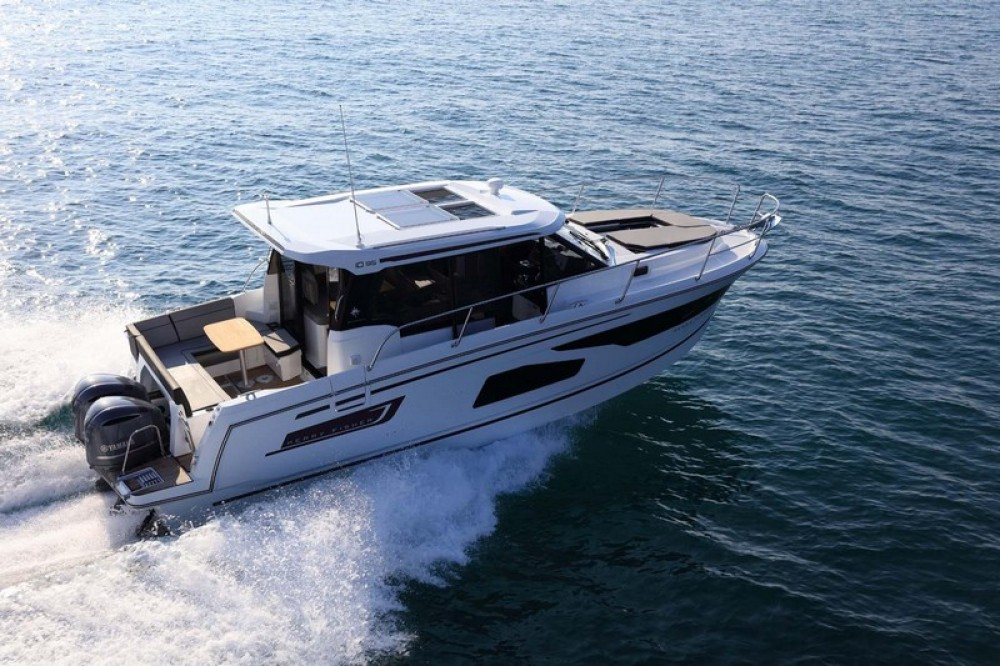Motorboot mieten in ACI Marina Split zum besten Preis