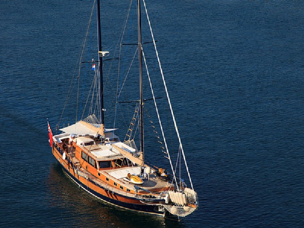 Bootsverleih  Gulet Pacha Split Samboat