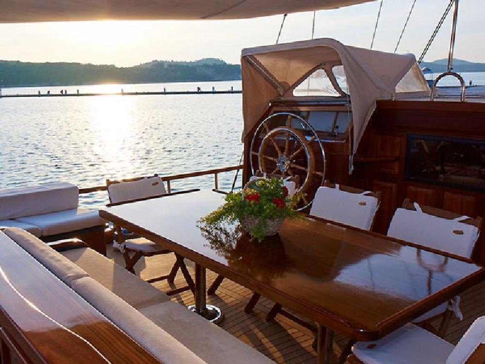 Yacht-Charter in Split -  Gulet Pacha auf SamBoat