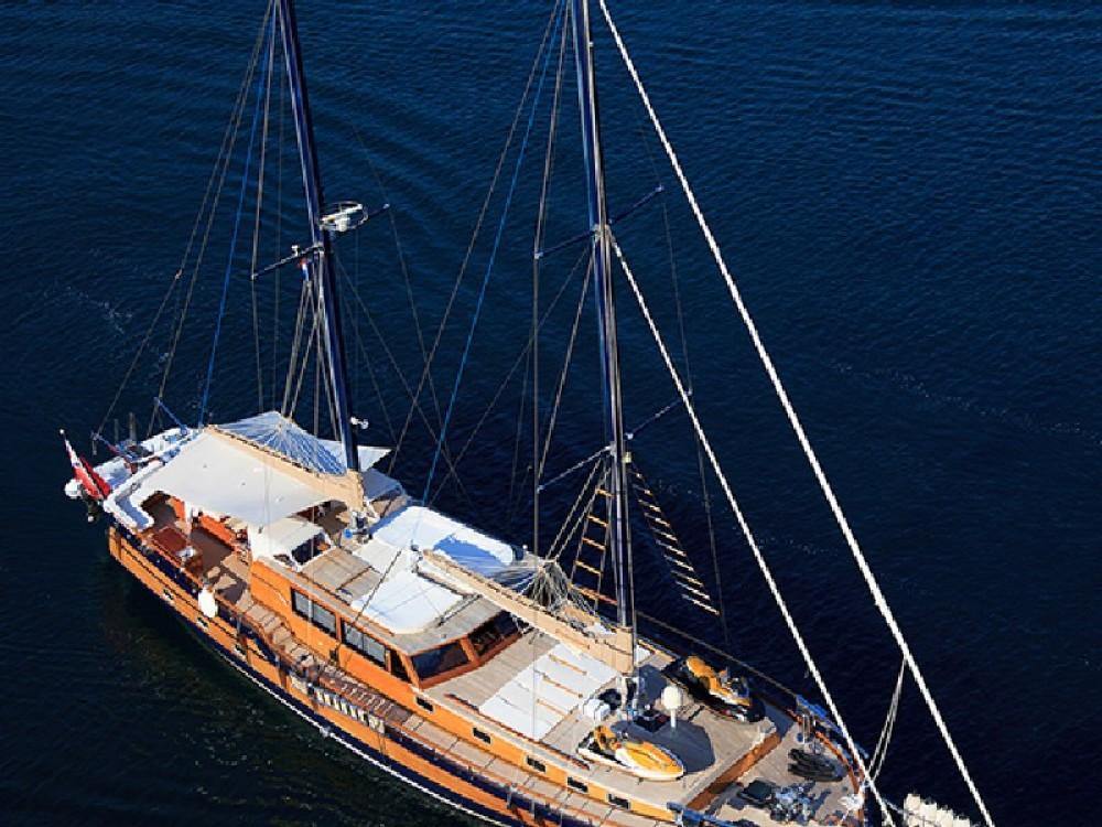 Segelboot mieten in Split -  Gulet Pacha