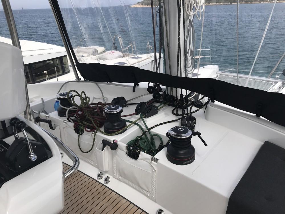 Katamaran mit oder ohne Skipper Lagoon mieten in Saint George's