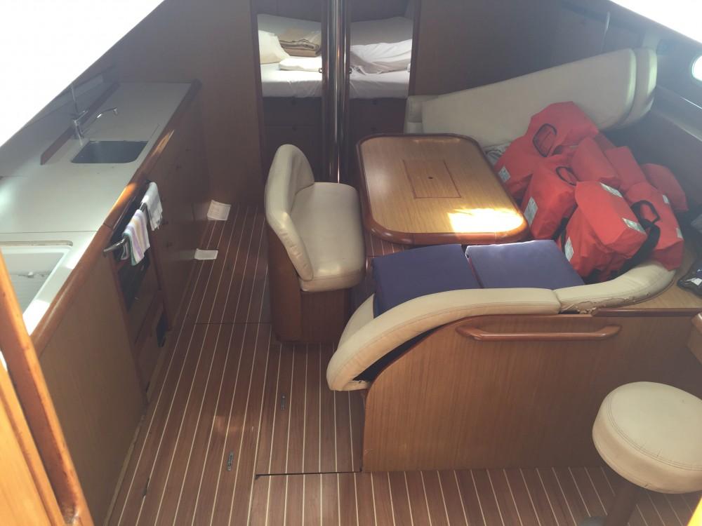 Bootsverleih Castiglioncello günstig Sun Odyssey 45 08