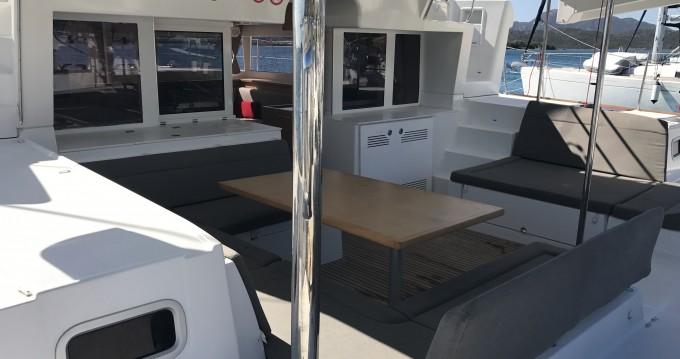 Katamaran mit oder ohne Skipper Lagoon mieten in Castiglioncello