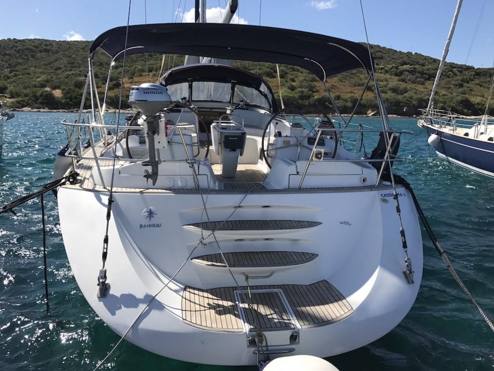 Bootsverleih Jeanneau Sun Odyssey 54 DS Olbia Samboat