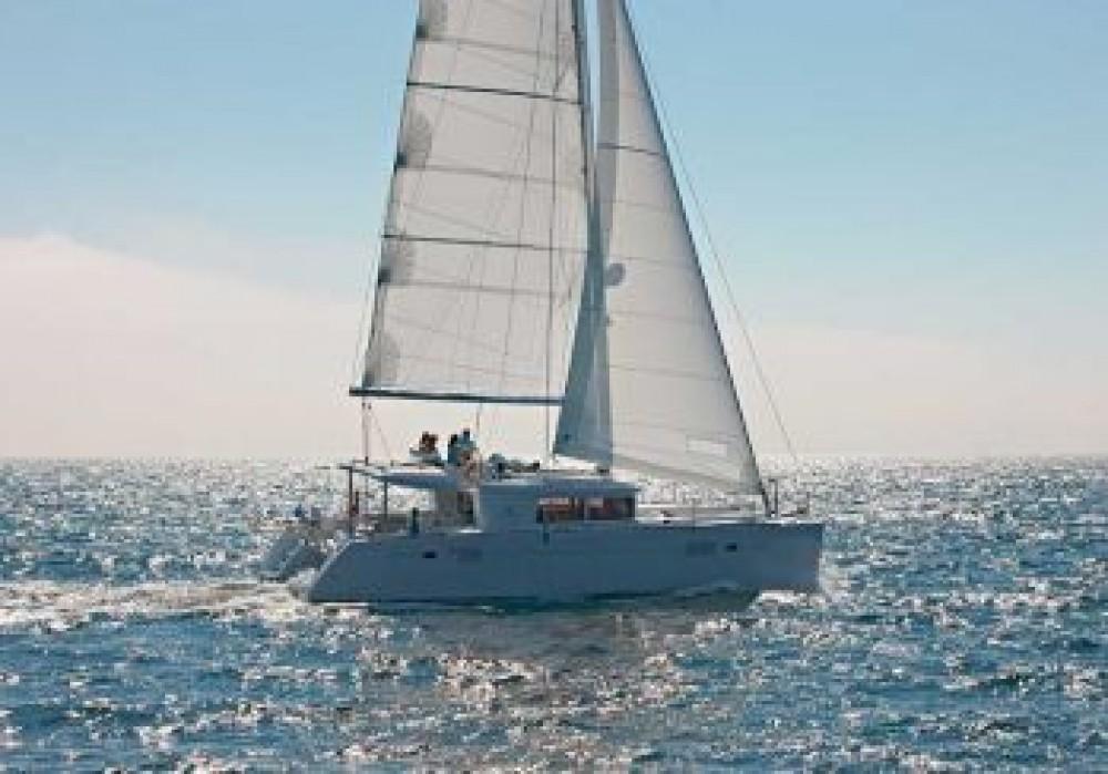 Yacht-Charter in Olbia - Lagoon Lagoon 450F auf SamBoat