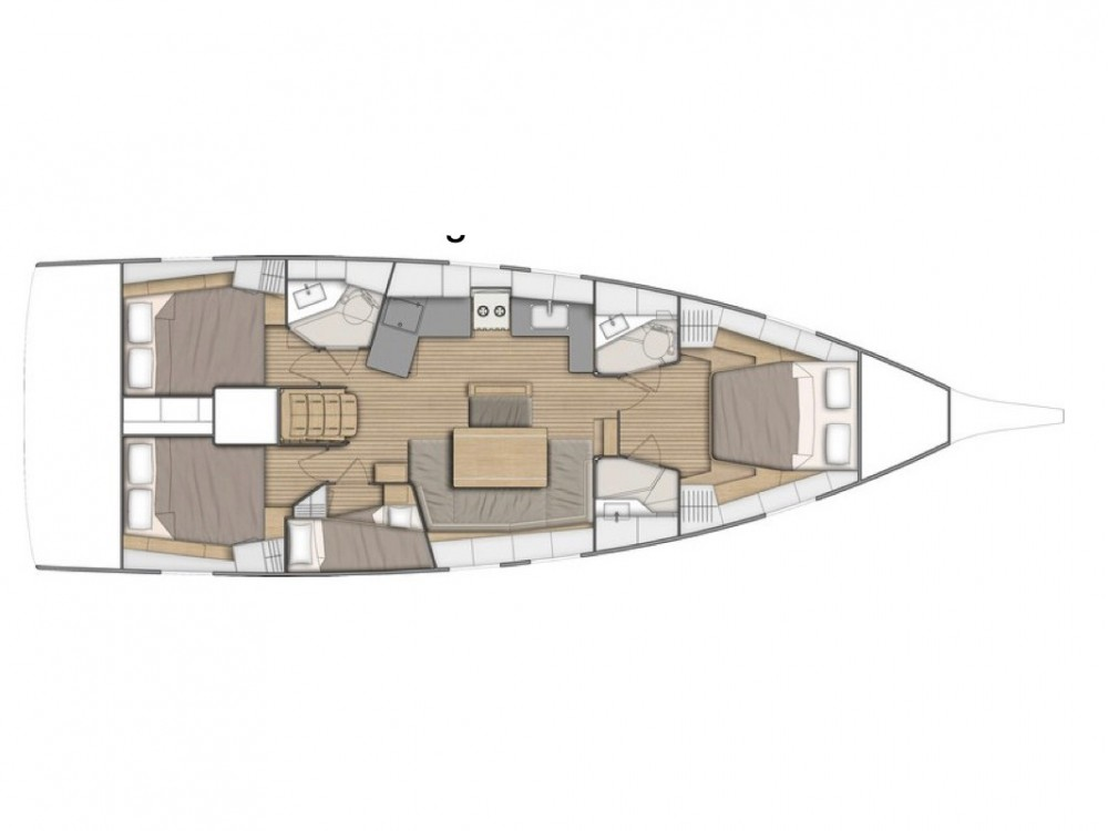 Segelboot mieten in Cala dei Sardi zum besten Preis