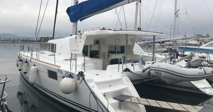 Katamaran mit oder ohne Skipper Lagoon mieten in Portisco