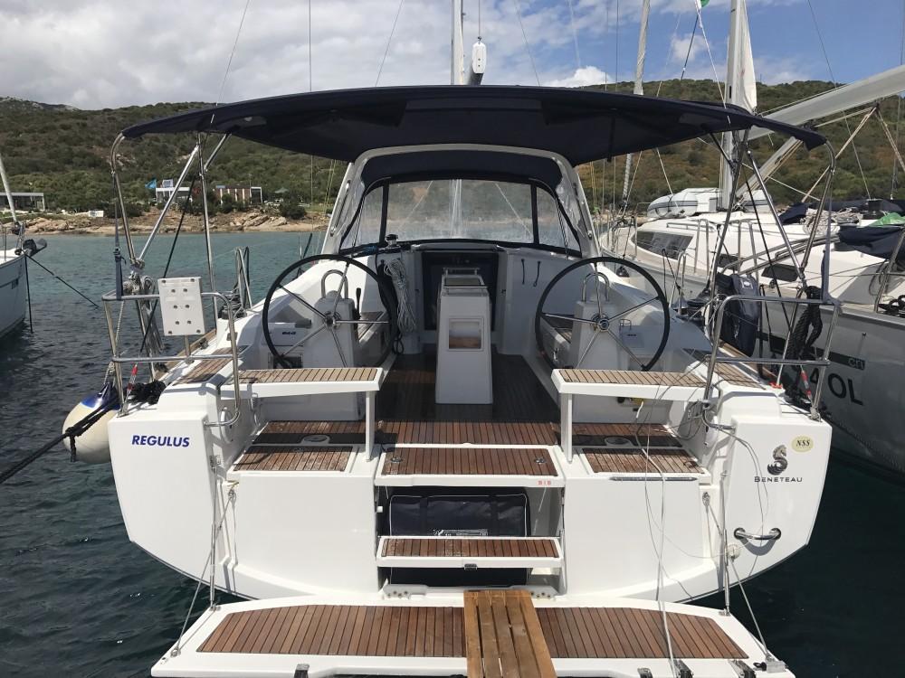 Bootsverleih Bénéteau Oceanis 38 Olbia Samboat