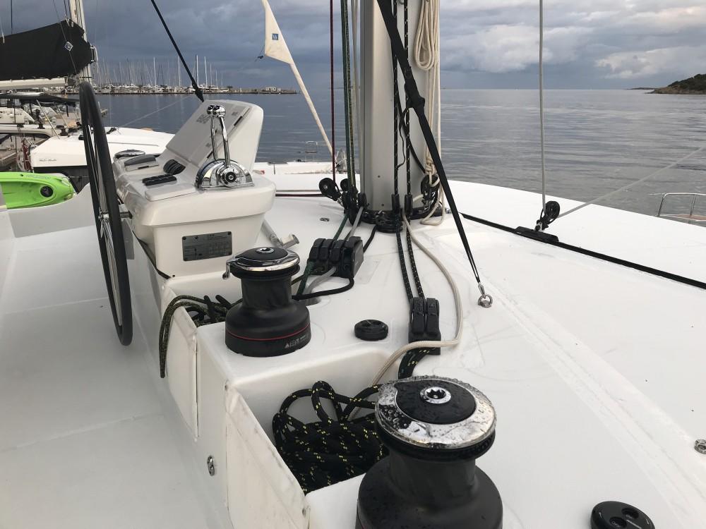 Yacht-Charter in Road Town - Lagoon Lagoon 50 auf SamBoat