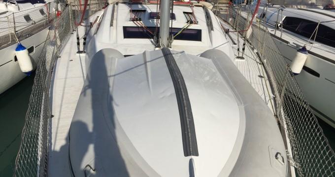 Bootsverleih Bénéteau Oceanis 43 Portisco Samboat