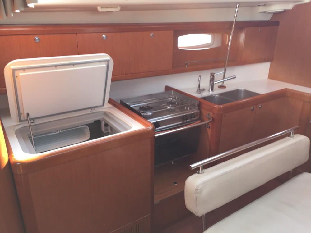 Segelboot mieten in Olbia - Bénéteau Oceanis 43