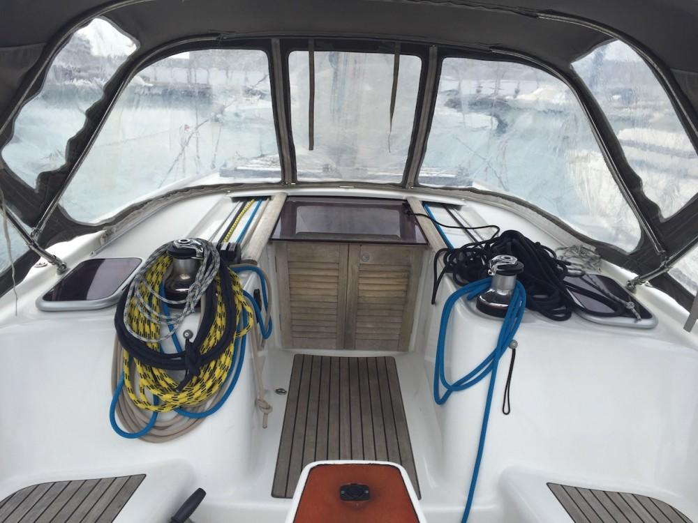Segelboot mieten in Castiglioncello - Bénéteau Oceanis 46