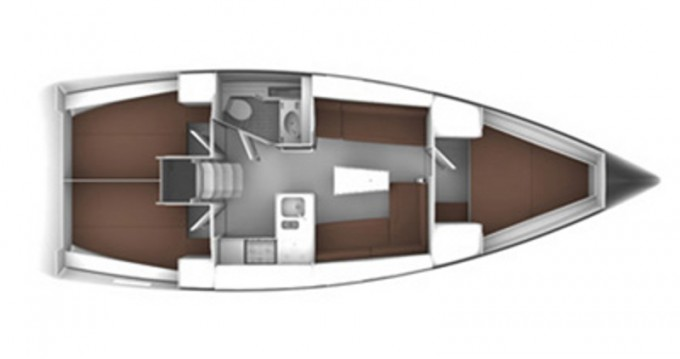 Yacht-Charter in Capo d'Orlando - Bavaria Cruiser 37 auf SamBoat