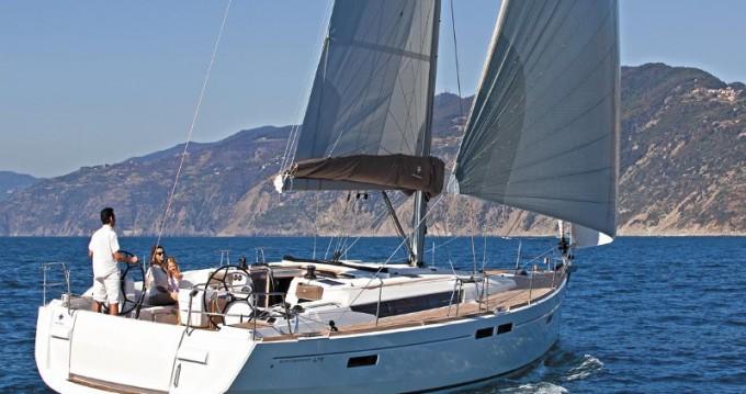 Segelboot mieten in Álimos - Jeanneau Sun Odyssey 479