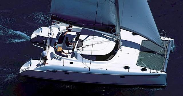 Bootsverleih Fountaine Pajot Lavezzi 40 Palermo Samboat