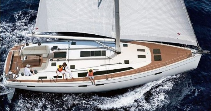 Ein Bavaria Cruiser 51 mieten in Álimos