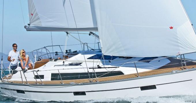 Ein Bavaria Cruiser 37 mieten in Zadar