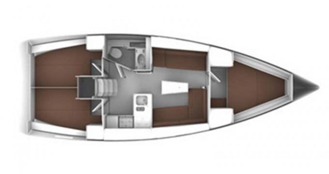 Segelboot mit oder ohne Skipper Bavaria mieten in Zadar