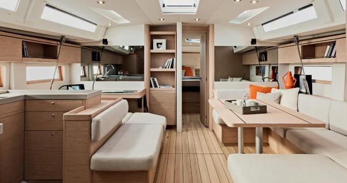 Segelboot mieten in Álimos - Bénéteau Oceanis 51.1