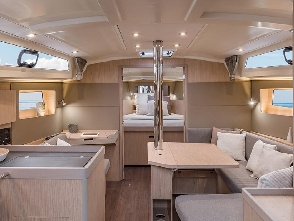Yacht-Charter in Furnari - Bénéteau Moorings 42.1 auf SamBoat