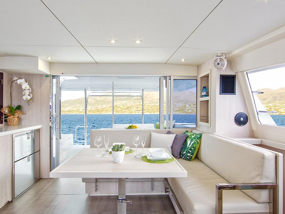 Yacht-Charter in Rodney Bay - Leopard Moorings 4000 auf SamBoat