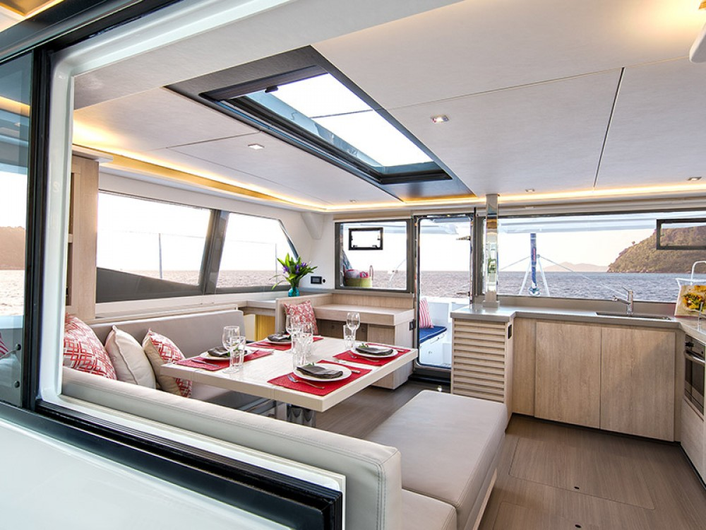 Yacht-Charter in Road Town - Leopard Moorings 4500 auf SamBoat