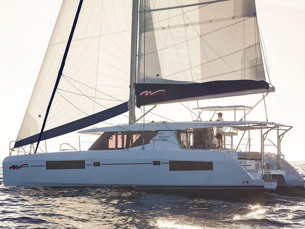 Yacht-Charter in Marina - Leopard Moorings 4500 auf SamBoat