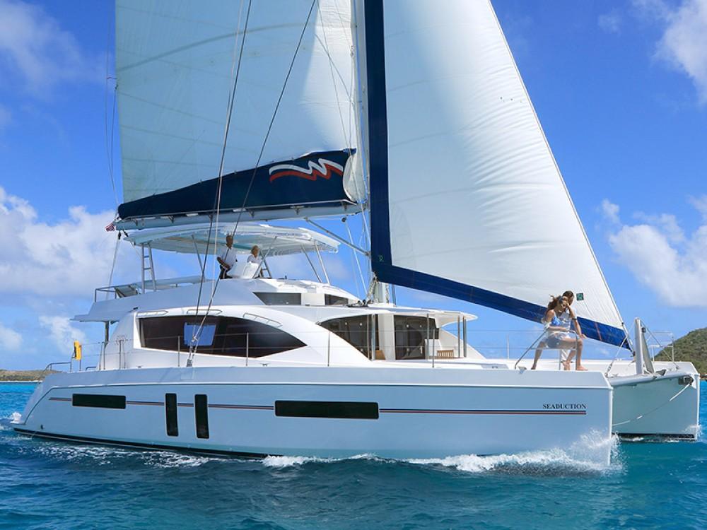 Yacht-Charter in Road Town - Leopard Moorings 5800 auf SamBoat