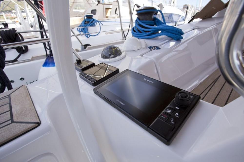 Segelboot mit oder ohne Skipper Elan mieten in Trogir