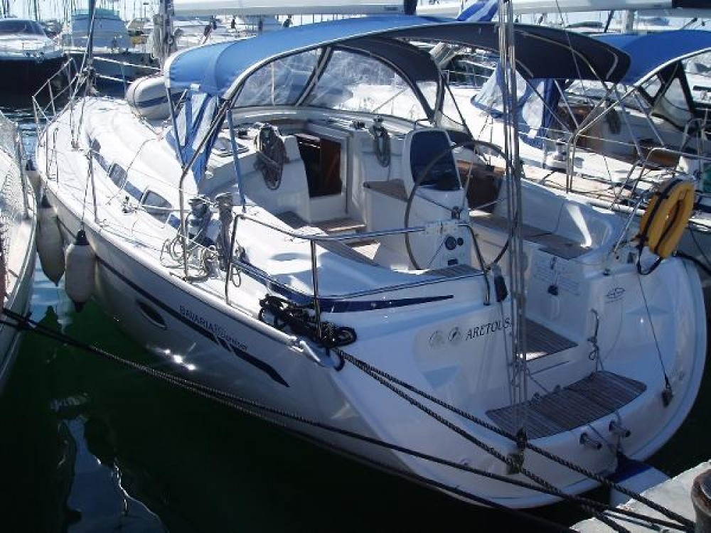 Segelboot mieten in Ionian Islands - Bavaria Cruiser 39